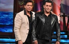 Hai Bollywood Lover, Intip Kabar Terbaru Salman Khan dan Shah Rukh Khan