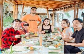Raffi Ahmad, Luna Maya, Gisel dan Ayu Dewi Liburan Bareng ke Nihi Sumba, Berapa Biayanya?