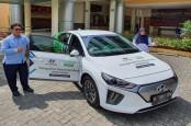 Simak Fitur, Spesifikasi, dan Harga Hyundai Ioniq EV