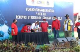 Renovasi Stadion Dipta Bali Habiskan Dana Rp152,9 Miliar