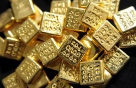Harga Emas Menuju Kenaikan Tertinggi Sejak Juli