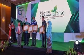 Semen Tonasa Borong 5 Penghargaan di Indonesian CSR Award 2020