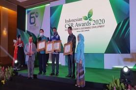 Semen Tonasa Borong 5 Penghargaan di Indonesian CSR…