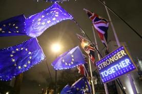 PM Inggris Bertemu UE, Pembicaraan Brexit Masuki Fase…