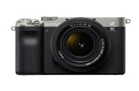 Sony Alpha 7C, Kamera Full Frame Terkecil di Dunia…