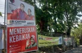 Pilkada Surabaya 2020, PDIP Klaim Elektoral Eri-Armuji di Atas Arifin-Mujiaman