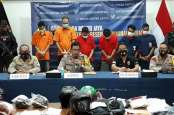 Tim Antibegal Polda Metro Jaya Buru 2 Pelaku Pembegal Perwira Marinir