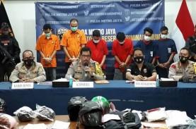 Tim Antibegal Polda Metro Jaya Buru 2 Pelaku Pembegal…
