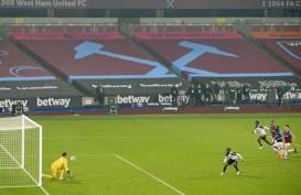 West Ham Balik ke Jalur 3 Poin, Tertolong Penalti Buruk Fulham