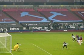 West Ham Balik ke Jalur 3 Poin, Tertolong Penalti…