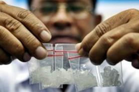Tua-Tua Edarkan Narkoba, Lansia Ini Terancam 20 Tahun…