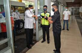 Menhub Apresiasi Penerapan Protokol Kesehatan di Kereta Api Medan