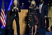 Foto-Foto Pesta Kemenangan Presiden Amerika Serikat Terpilih Joe Biden