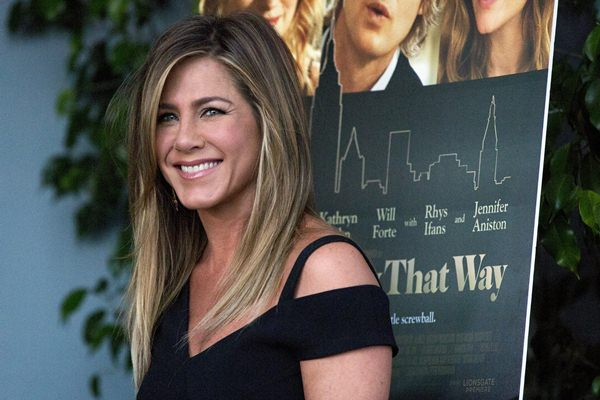 Jennifer Aniston - Reuters