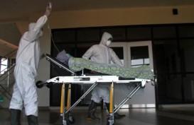 Santri Positif Covid-19 di Garut Dievakuasi ke Rumah Sakit