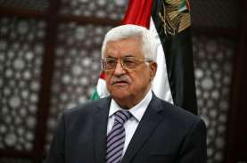 Presiden Palestina Beri Selamat ke Biden, Isyaratkan…