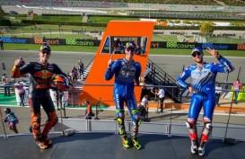 MotoGP Eropa 2020: Tim Suzuki Menang Besar, Simak Hasil Lengkapnya