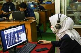 INDUSTRI TELEKOMUNIKASI : Berkah Semu Pandemi bagi…