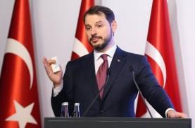 Menkeu Turki Berat Albayrak Mengundurkan Diri, Ini…