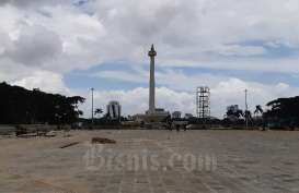 Cuaca DKI Jakarta 9 November, Pagi Hari Cerah Berawan