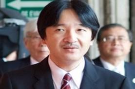 Fumihito Dinobatkan sebagai Putra Mahkota Jepang