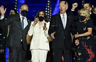 Simak, Gebrakan Presiden Baru AS Joe Biden-Kamala Harris dalam 73 Hari ke Depan