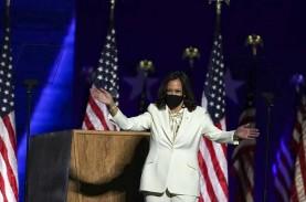 Warga Kulit Hitam di Peta Politik AS, Kamala Harris…