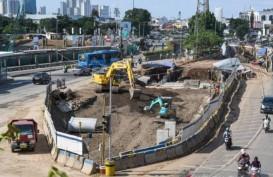 Underpass Senen Extension Diuji Coba Dua Hari Ini