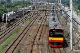 KAI Commuter: Hari Ini, Jumlah Pengguna KRL Relatif…