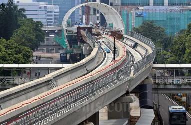 Anies Dikecam Lantaran Hapus Rute LRT, PSI: Bisa Didanai Pinjaman PEN