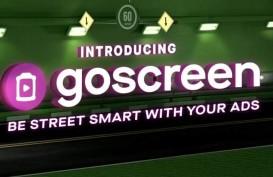Gojek Luncurkan GoScreen, Pelopor Media Luar Ruang Modern untuk Iklan