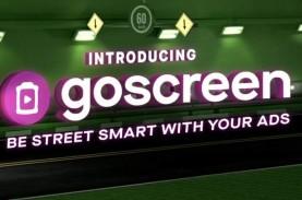 Gojek Luncurkan GoScreen, Pelopor Media Luar Ruang…