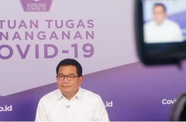 Satgas Covid-19 Sebut Kasus di Indonesia Masih Terkendali