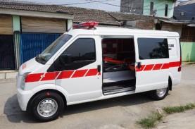 DFSK Gelora Dipasarkan Sebagai Ambulans, Harga Mulai…