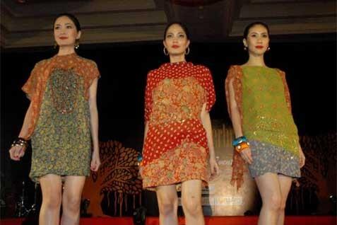 Ilustrasi fashion show APPMI