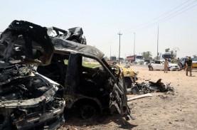 Pos Militer Irak Diserang Kelompok Bersenjata Tak…