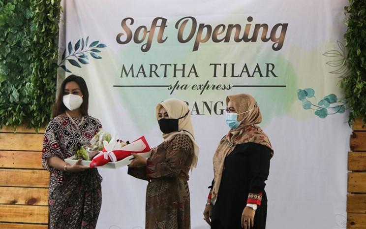 Soft opening Martha Tilaar Spa Express Subang - Istimewa