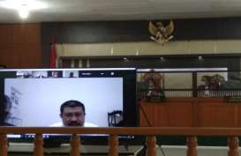 Bupati Bengkalis Nonaktif, Amril Mukminin Divonis 6 Tahun Penjara dan Dicabut Hak Politiknya