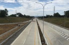 Dua Jalan Tol Sumatra Ini Bakal Dikenakan Tarif