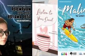 Buku Indie dan Digibook, Berjuang di Celah Media Sosial…