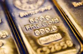 Harga Emas Anjlok Hampir 5 Persen, Terendah dalam 7 Tahun