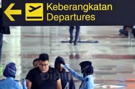 Kemacetan di Bandara Soetta Capai 7 Km, Pengendara…