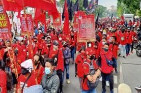 Ribuan Buruh Bakal Demo di Kantor Kemenaker, Ini Tuntutannya