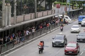 Filipina Resmi Resesi, Ekonominya Kontraksi 11,5 Persen…