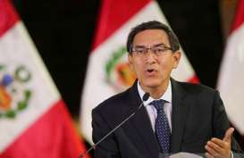 Kongres Peru Lengserkan Presiden Martin Vizcarra, Ini Alasannya