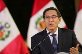Kongres Peru Lengserkan Presiden Martin Vizcarra,…