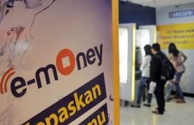 PSBB Transisi, Transaksi e-Money Bank Mandiri Mulai Menggeliat Lagi