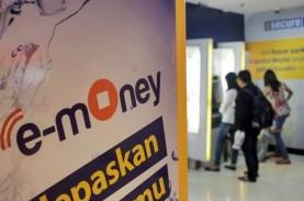 PSBB Transisi, Transaksi e-Money Bank Mandiri Mulai…