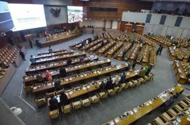 DPR Prioritaskan 4 Legislasi. RUU Bank Indonesia Tidak…