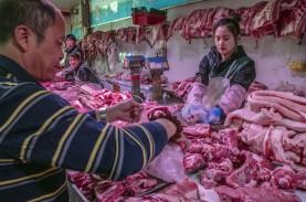 Laju Inflasi China Melemah, Harga Daging Babi Jadi…